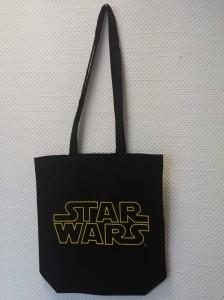 Star Wars Canvastasche bedruckt