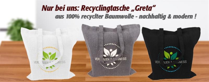 Recyclingtasche Greta